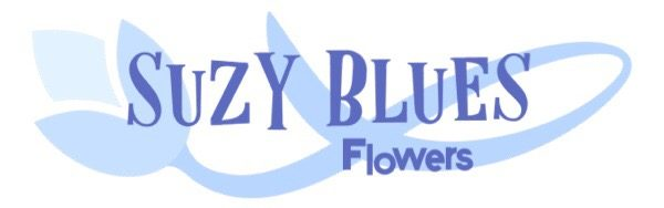 Suzy Blues Flowers