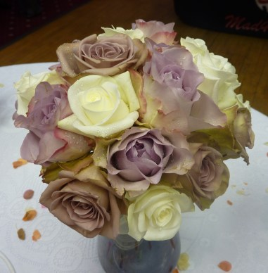 Antique Hand Tied Bouquet