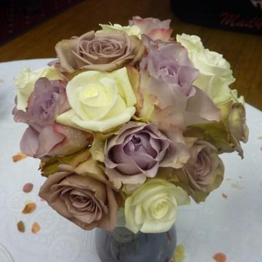 Antique Hand Tied Bouquet