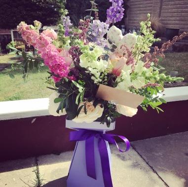 Lilac Box